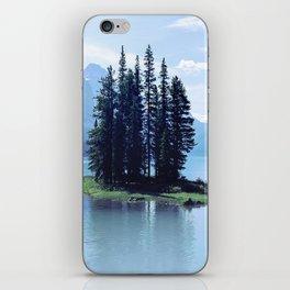 Spirit Island: Canadian Serenity iPhone Skin