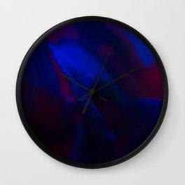 MACRO NEON TEA Wall Clock