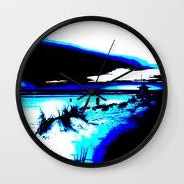 Beach 01 Wall Clock