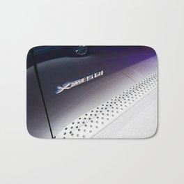 BMW X6 xDrive50i Door Detail Bath Mat
