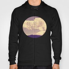 You Are The Universe  Hoody