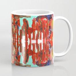 Aztec Space Golem Coffee Mug