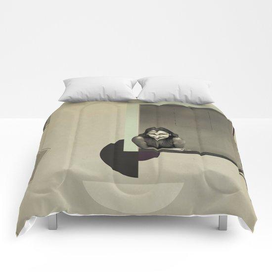 Yeah, No Comforters