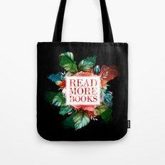 Read More Books - Black Tote Bag