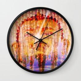 Buddha EnLightened Wall Clock