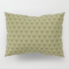 Yellow Apples Pattern Pillow Sham