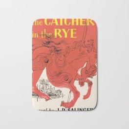 Catcher In The Rye Bath Mat