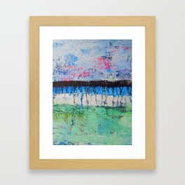 From beautiful Seagreen Shores Framed Art Print
