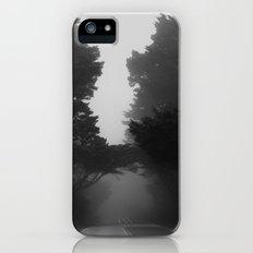 Through iPhone (5, 5s) Slim Case