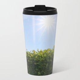Summer Photos, Nature Photography, fine art gifts, Landscape Photo, sunshine photo Travel Mug