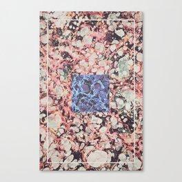 Inner Molecules Canvas Print