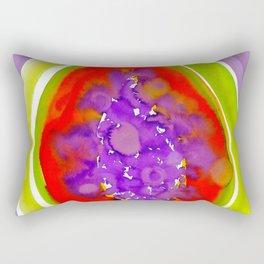Papaya fruit Rectangular Pillow