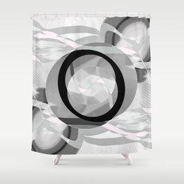 Ecco 3 Shower Curtain