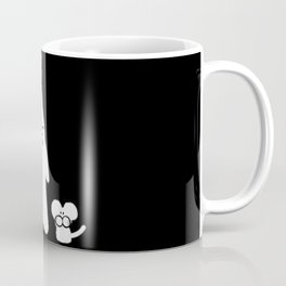 cat and mouse 501 Coffee Mug