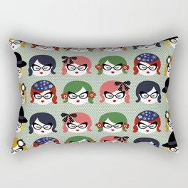 Annas Bakita  Patters Rectangular Pillow