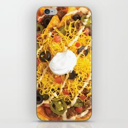 Nachos iPhone Skin