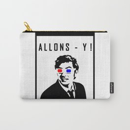 Doctor Who - Allons - Y! Carry-All Pouch