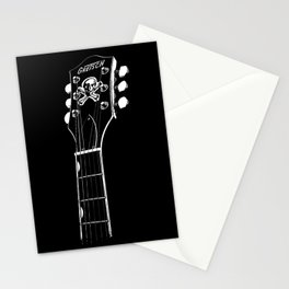 Gretsch Head - Headstock - Rockabilly - Rock Star - Music Stationery Cards