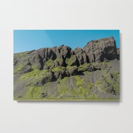 Rode Out Metal Print