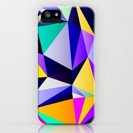 Geometric No. 12 iPhone Case