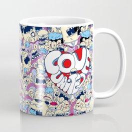 Love United Coffee Mug
