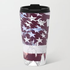 American Eagle Alt Metal Travel Mug
