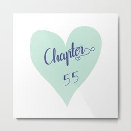 Chapter 55, ACOMAF Inspired Metal Print