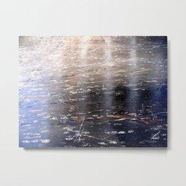 Urban Abstract 119 Metal Print