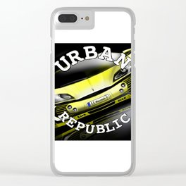 supercar By HS Design Clear iPhone Case