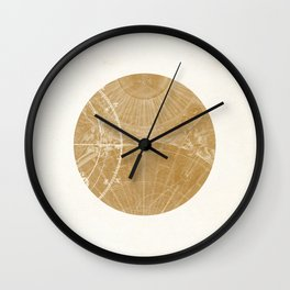 Mercury I Wall Clock