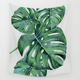 Monstera Wall Tapestry