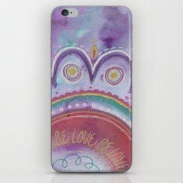 Be Love iPhone Skin