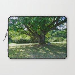Garden Bench Vashon Laptop Sleeve