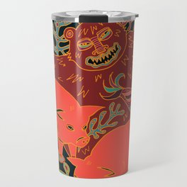 Peaceful Grazing Travel Mug
