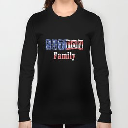 Sutton Family Long Sleeve T-shirt