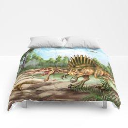 Dinosaur Species Comforters