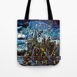 First Day of Magic... Tote Bag