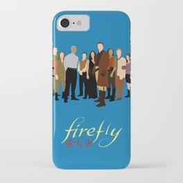 Firefly/serenity crew iPhone Case