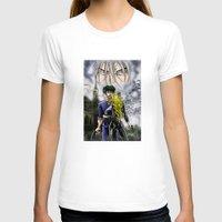 cowboy bebop T-shirts featuring Cowboy Bebop - A Walk In The Rain by MarioRojas