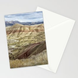 The HIlls are Alive with Color Stationery Cards