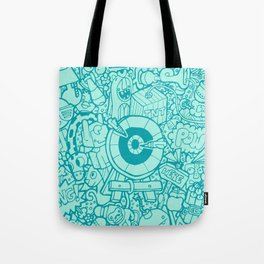 #MoleskineDaily_44 Tote Bag