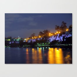 Kangaroo Point Cliffs Canvas Print