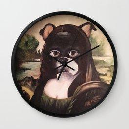 Doga Lisa Wall Clock