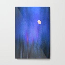 Moonlight in Samosa Metal Print