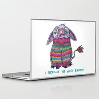 donkey Laptop & iPad Skins featuring Donkey by Ruth Wels