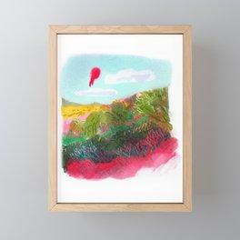 Landscape 2 Framed Mini Art Print