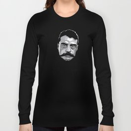 Emiliano Zapata - Trinchera Creativa Long Sleeve T-shirt