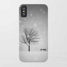 Winter Park Slim Case iPhone X