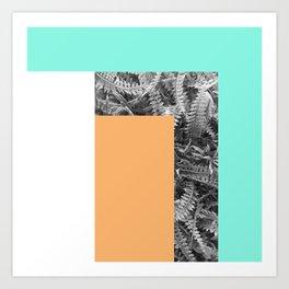 Rectangle Art Print