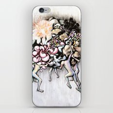 Struggle to Both Permeate and Preserve Our Collective Unconscious iPhone & iPod Skin